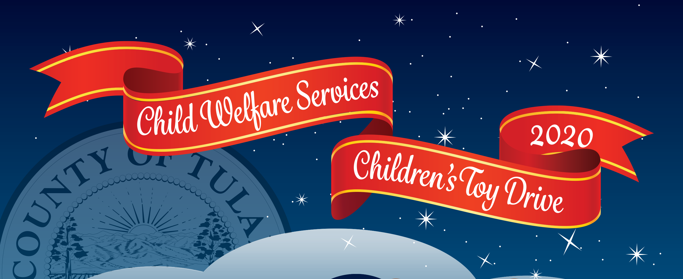 Child Welfare Services - Children's Toy Drive - 2019