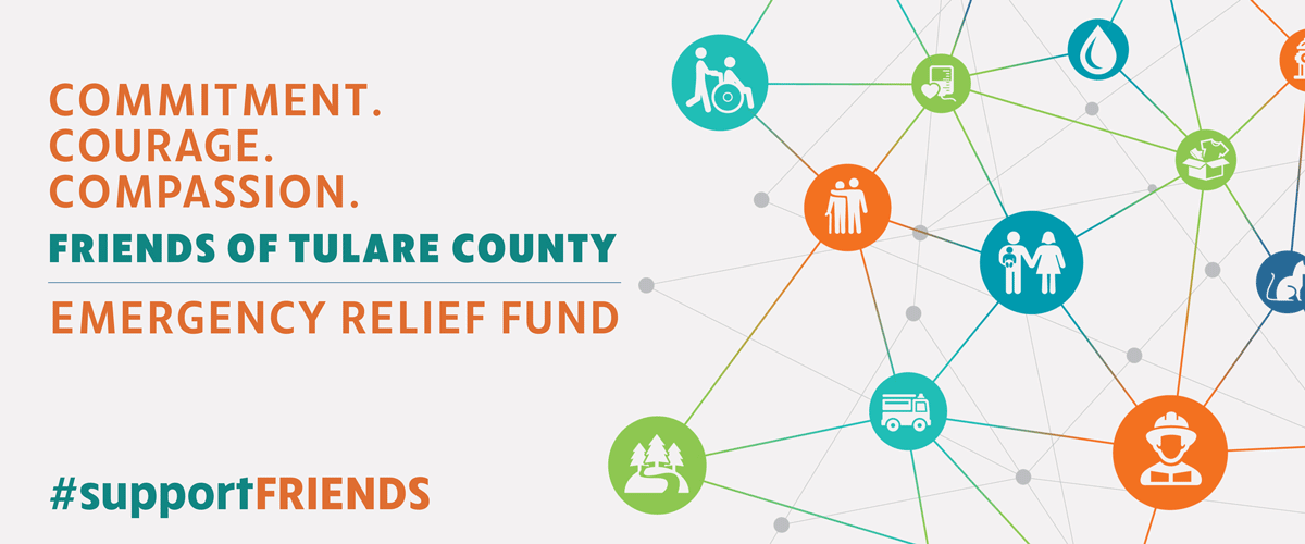 Friends of Tulare County Relief Fund
